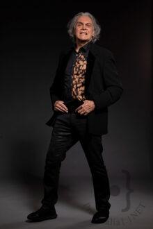 Riccardo Fogli - Foto di Domenico Fuggiano