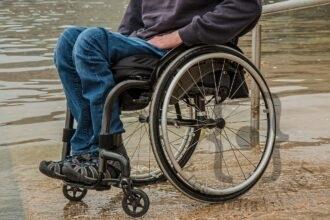Paraplegia-in
