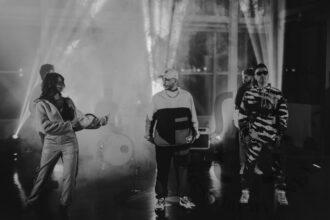 Mosaiko backstage video