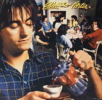 Alberto Fortis copertina album omonimo 1979-in