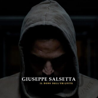 Giuseppe Salsetta Il dono dell'obiquità copertina singolo-in