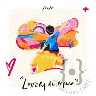 Leone Lettera Al Figlio copertina-in