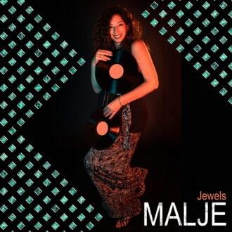 Malje Jewels copertina album-in