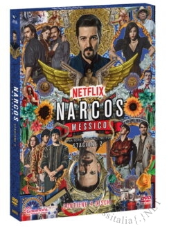 Narcos Messico Stagione 2 - DVD