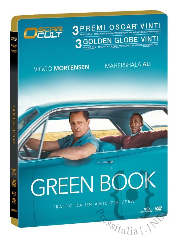 Green Book - Oscar Cult