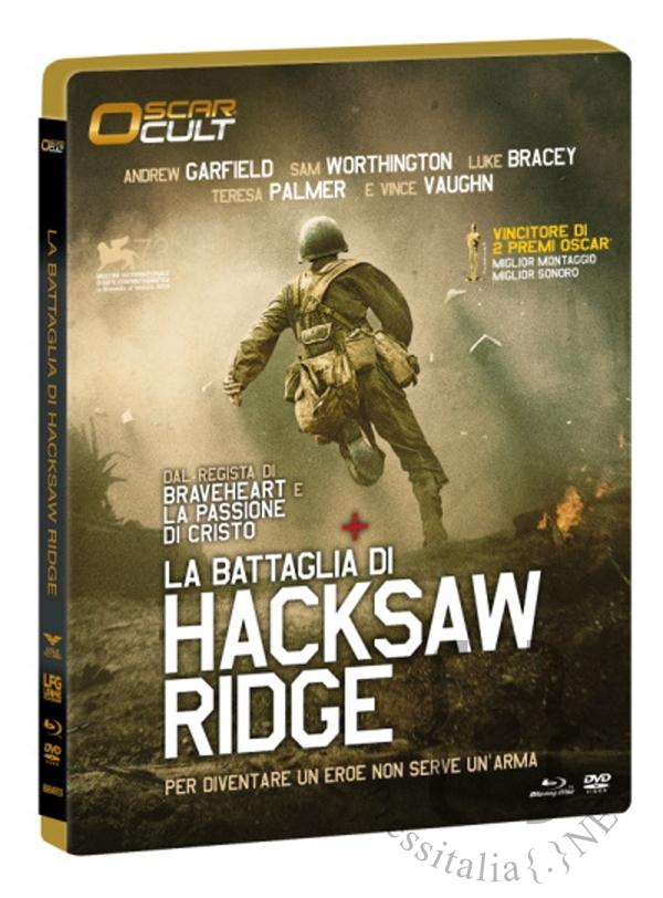 La battaglia di Hacksaw Ridge - Oscar Cult