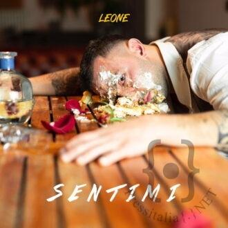 Leone Sentimi copertina-in