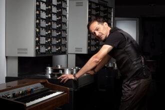 Roberto Lobbe Procaccini - in studio Piero Perilli