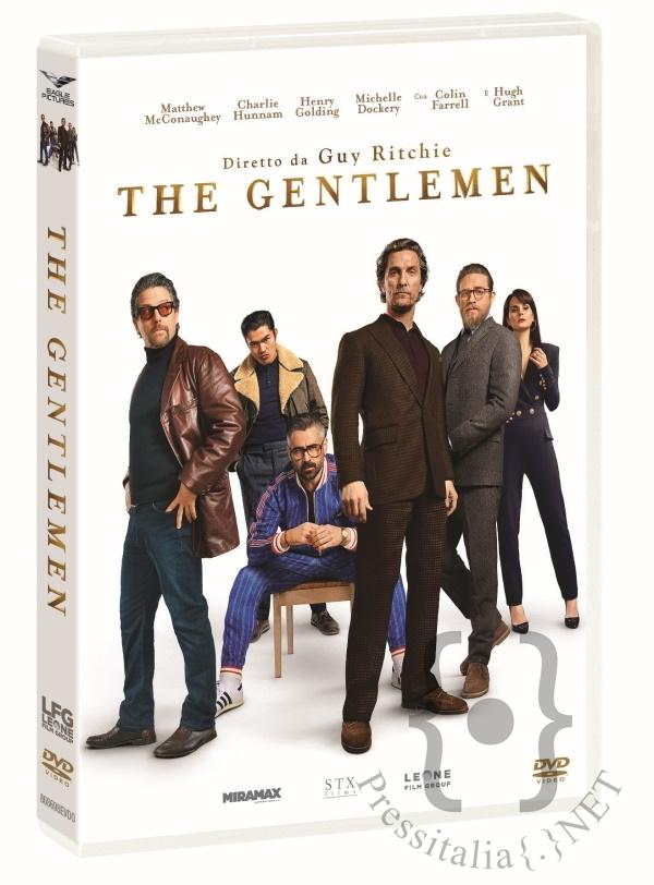 The Gentlemen - DVD
