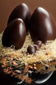 Uova Grezzo Raw Chocolate