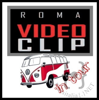 logo Roma videoclip in tour-in