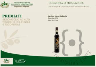 Iannotta - Premio Polifenoli