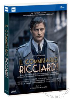 Il commissario Ricciardi - DVD