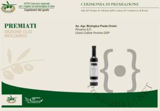 Orsini - Premio Bio