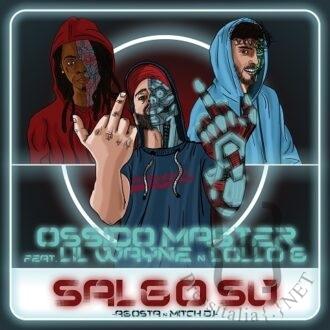 Ossido Master Salgo su feat. Lil Wayne n Lollo G Copertina by Gabriele Campagna-in