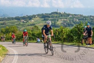 Prosecco Cycling - Passaggio a Ca' del Poggio
