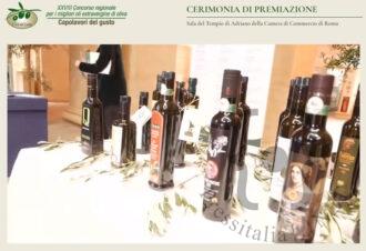 Oli in concorso - Iannotta, Casino-Re e Orsini