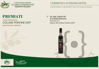Premio Dop - 1° Casino Re