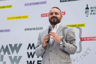 Federico Gordini, Presidente della Milano Wine Week