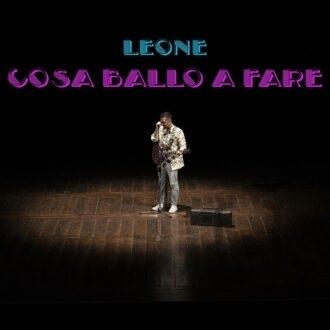 Leone Cosa ballo a fare Copertina-in