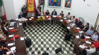 Consiglio comunale - (repertorio)