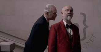 Keir Dullea, John Malkovich - Valley of the Gods