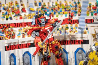 Lego Masters Australia - Season High Res