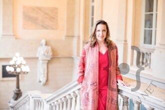 Paola Gribaudo - Presidente Accademia Albertina delle Belle Arti di Torino