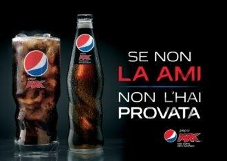 Visual Pepsi Max-in