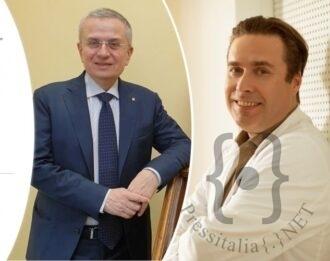 a sinistra Roberto Tobia, a destra Raimond Podroschko - Foto tratta dal sito del Pgeu