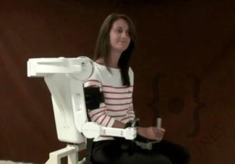 Tecnologia robotica riabilitativa - Crediti Percro