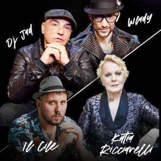 DJ Jad, Wlady, Il Cile, Katia Ricciarelli