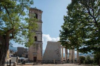 Piazza Tempio d'Ercole