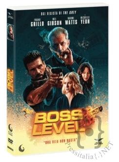 Boss Level - DVD