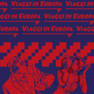 COVER viaggi in Europa-in