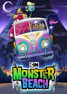CartoonNetwork-MonsterBeach-poster