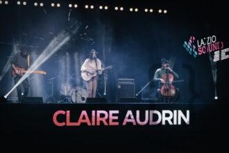 Claire Audrin - Vincitrice Assoluta LAZIOSound Festival
