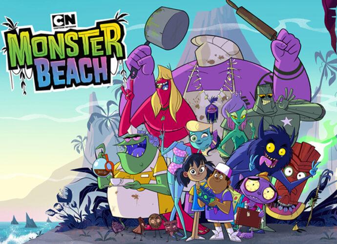 Monster-Beach-cop