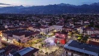 Piazza-Garibaldi_Forte-dei-Marmi_CinemaDaMare-in
