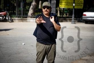 Il regista Majid Majidi