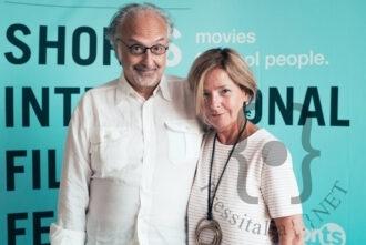 ShorTS 2021 - I direttori Maurizio Di Rienzo e Chiara Valenti Omero