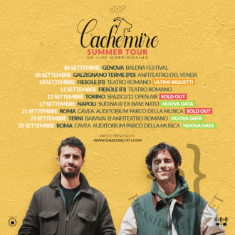 Cachemire-Summer-Tour-in