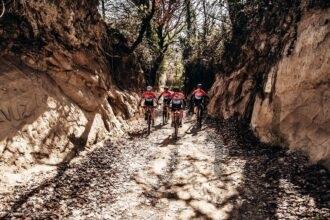 Mondolfo Marotta cicloturismo, Valle dei tufi