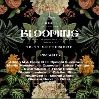 Blooming-in