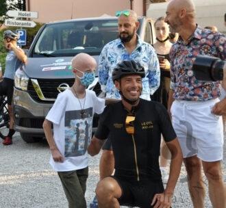 Ca' del Poggio - Sammy Basso con Alessandro Ballan