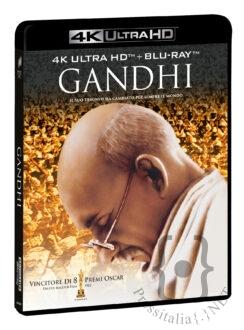 Gandhi - 4K