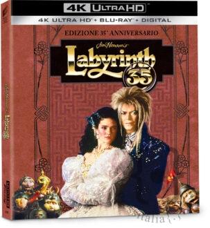 Labyrinth - 35° annversario - 4K