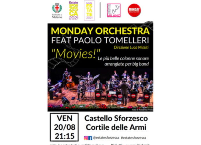 Monday Orchestra-cop