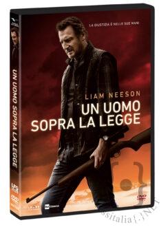 Un uomo sopra la legge - DVD