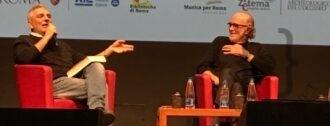 Enrico Deregibus e Francesco De Gregori - Foto di Daniela Esposito
